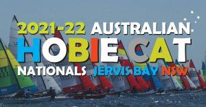2021-22 Australian Hobie Championships logo
