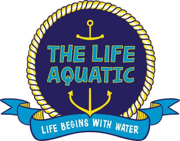 The Life Aquatic Premium Hobie Dealer Logo