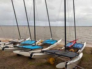 QLD Hobie state titles 2021 Lake Cootharaba