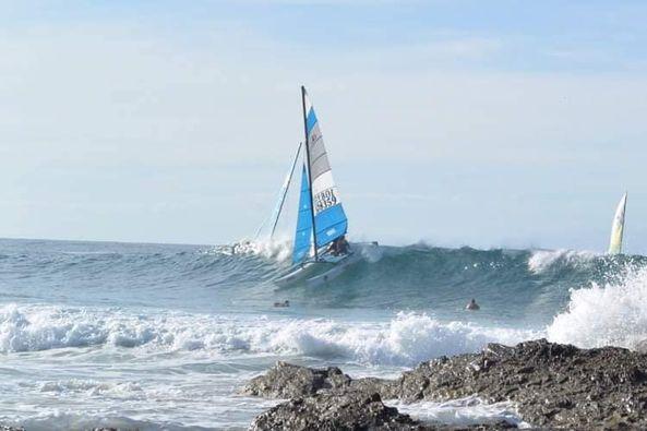Hobie Regatta Gold Coast Bad News